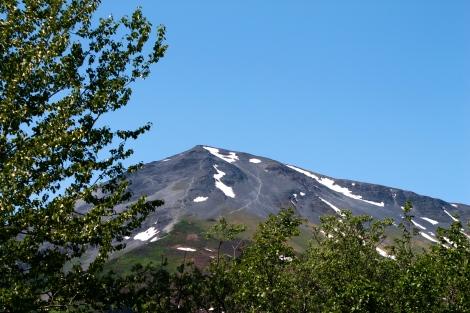 Mount Marathon in June.