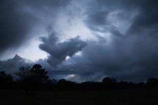 Tumult in the Sky